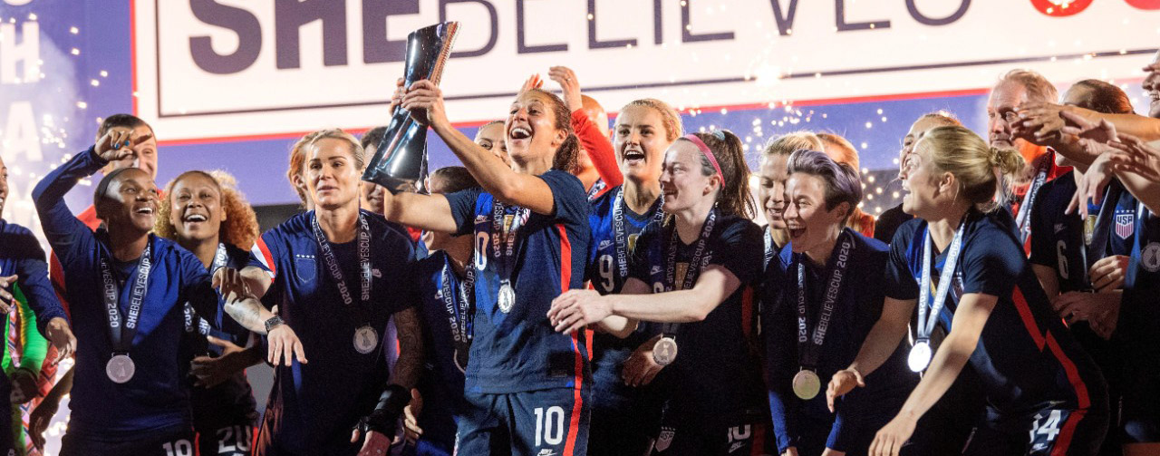 She Believes Cup 2021