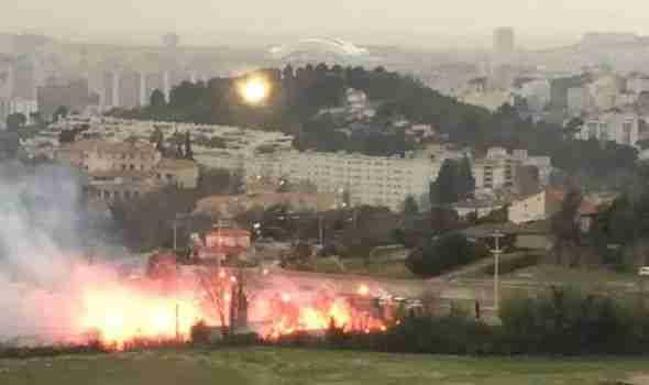 Marseille Soccer Fans Riot